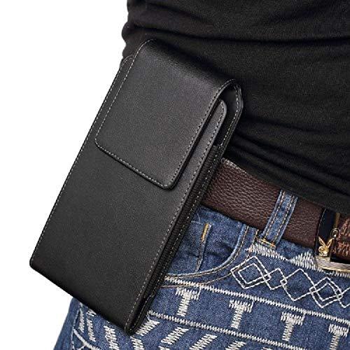 Amazon.com: DFV mobile - Funda cinturon con Clip giratorio ...