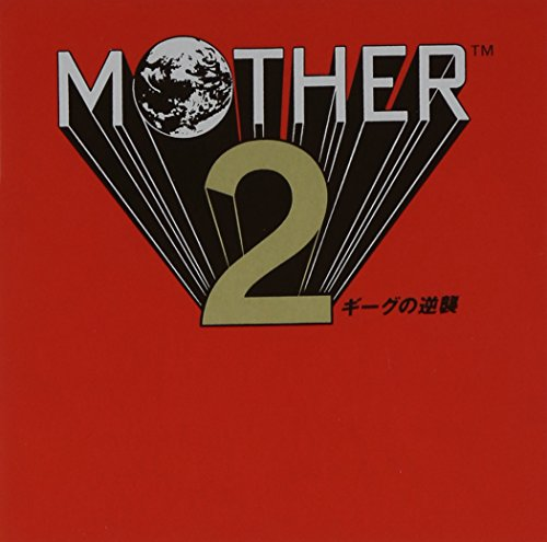 Price comparison product image Mother 2 (Earthbound) Original Soundtrack OST (Japanese Import)