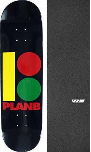 追記決定する引っ張るプランBスケートボードRasta Bスケートボードデッキ – 8