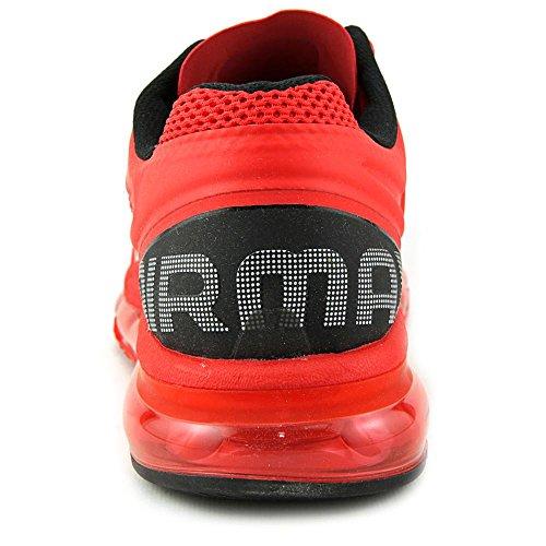 Nike Air Max+ 2013 - Pimento / Reflect Silver-Black, 10.5 D US