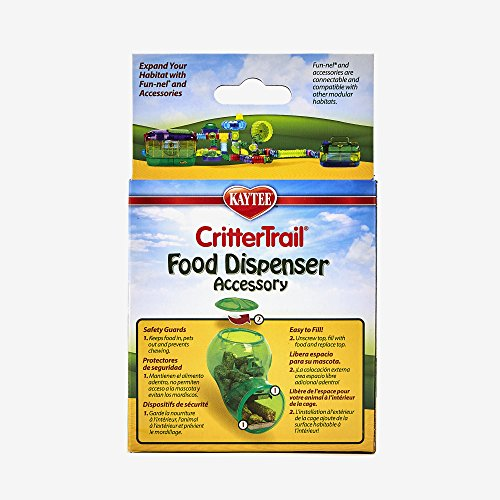 Kaytee-CritterTrail-Food-Dispenser-Accessory