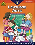 img - for Language Arts Grade 2 book / textbook / text book