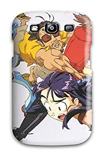 Hot Flcl First Grade Tpu Phone Case For Galaxy S3 Case Cover