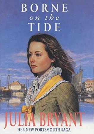 book cover of Borne on the Tide