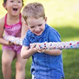 50 Foot Tug of War Rope | 1 1/2 Inch Thick Tug of War Game Rope