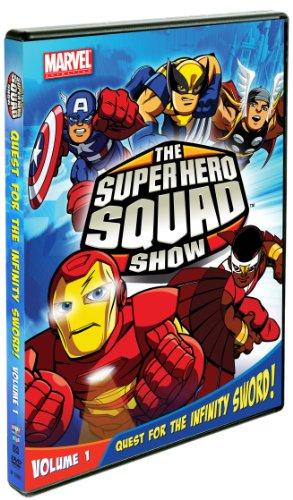 The Super Hero Squad Show, Vol. 1]()