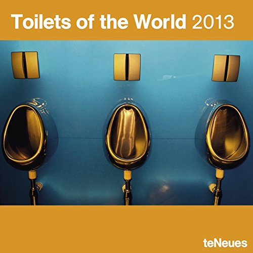 Download 2013 Toilets of the World Wall Calendar pdf