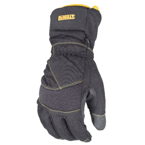 Best Cold Weather Gloves - DeWalt DPG750L Extreme Condition 100g Insulated Cold Weather Work Glove, Large