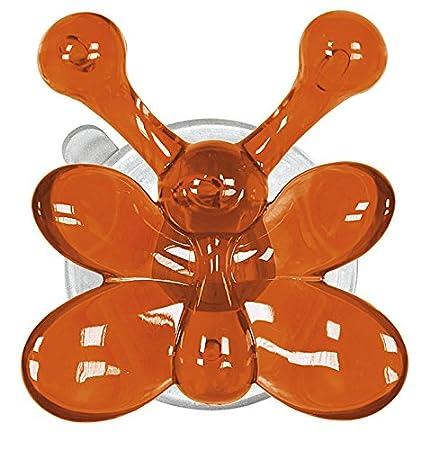 Kleine Wolke Crazy Hooks Butterfly Lisa - Gancho para Puerta (4 Unidades), diseñ o de Mariposa diseño de Mariposa 5068463887