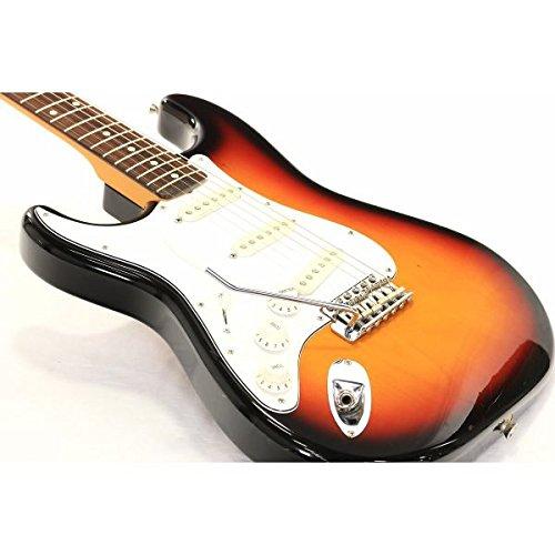 Fender Japan/Stratocaster ST62/LH 3-Tone Sunburst (3TS) 左利き用 フェンダージャパン   B07DW2HWVR
