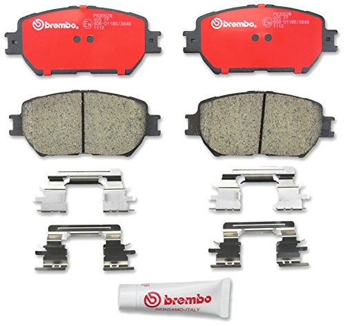 Brembo P83062N Front Disc Brake Pad