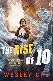 Book Cover: The Rise of Io