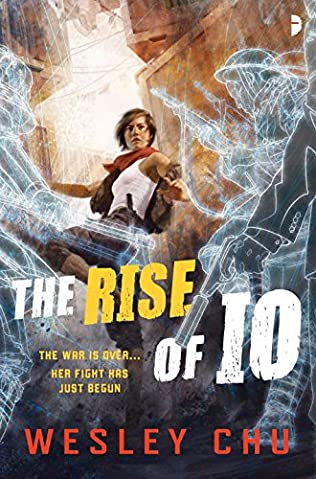 book cover of The Rise of IO