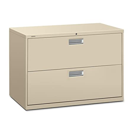2 Drawer 42 Wide HD File Putty