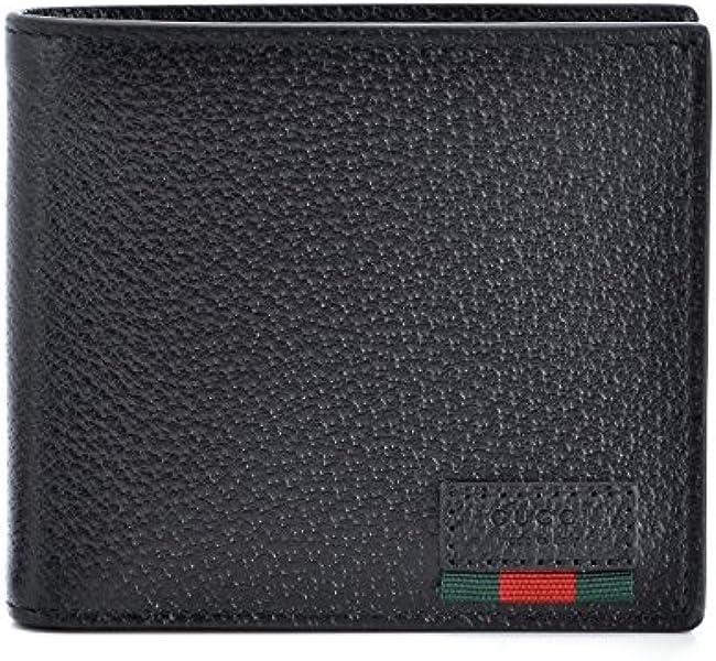 size 40 25e0b b82cb Amazon | GUCCI(グッチ) 財布 ダラーカーフ AGORA メンズ 二 ...