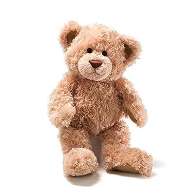 """Gund Maxie Tan 14"""" Bear Plush"""