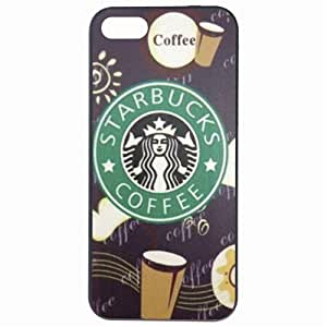 Fashion Coffee Princess Belle Plastic Hard Case Cover Back Skin Protector For Apple iphone 6 4.7G by Alexism