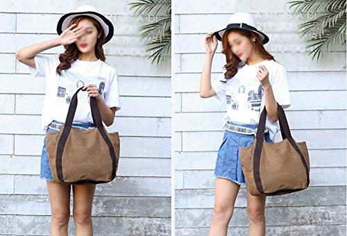 Handbag For Bags Women's Crossbody Shoulder Women Top Canvas Bag handle Art Travel Bags Bags C BwBPXq