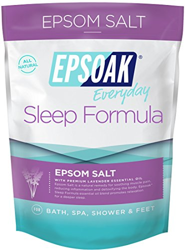 Epsoak Everyday Epsom Salt - Lavender Sleep Formula 2 lbs.
