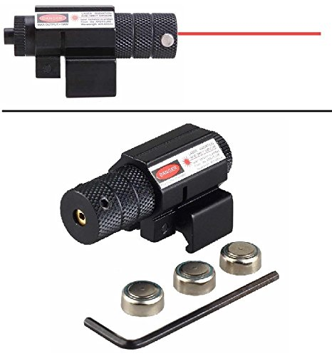 Ultimate Arms Gear Tactical Red Dot Laser Sight Picatinny Rail Mount For Winchester 1200 1300 Super X SXP X3 12 & 20 GA Gauge Shotgun Paintball Airsoft