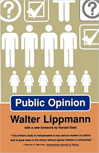 """The cover of """"Public Opinion."""""""