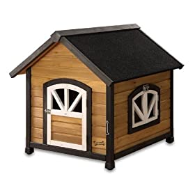 Pet Squeak Doggy Den Dog House Medium