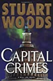 Capital Crimes, Stuart Woods, 0399150900