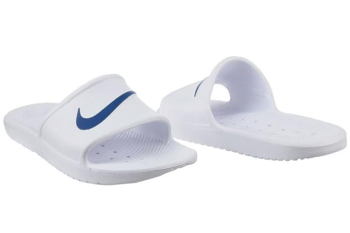 para 5 35 Wmns Mules Blanc Blanco Mujer Noir EU Kawa Shower Nike FaHx7p7
