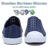 seannel Kids Water Shoes Slip-On Sneaker