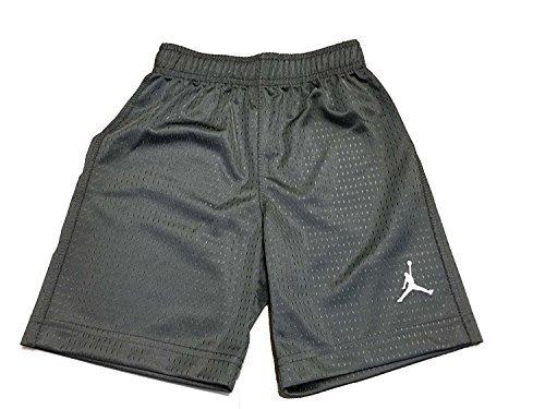 Boys Toddler Jordan Jumpan Mesh Shorts Dark Grey (3T)