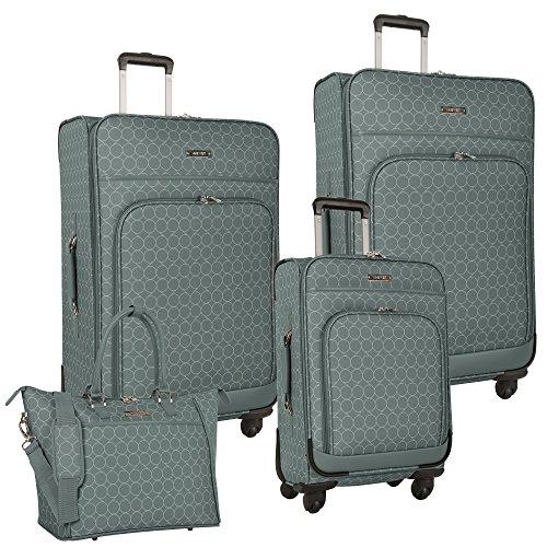 ninewest-womens-allea-4-piece-set-28-24-20-tote-bag-black-silver