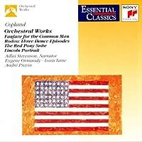 Copland: Popular Orchestral Works
