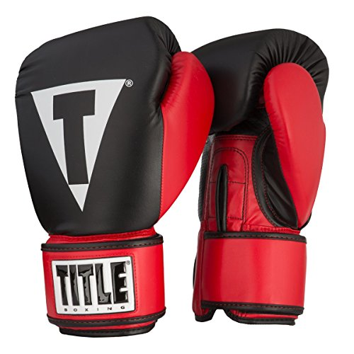 TITLE PRO STYLE HEAVY BAG GLOVES