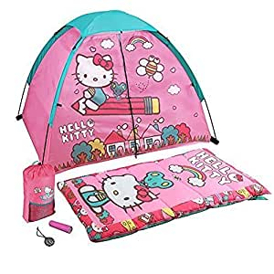 f60fd400412 Image Unavailable. Image not available for. Color  Hello Kitty 5 Piece  Explorer Kit ...