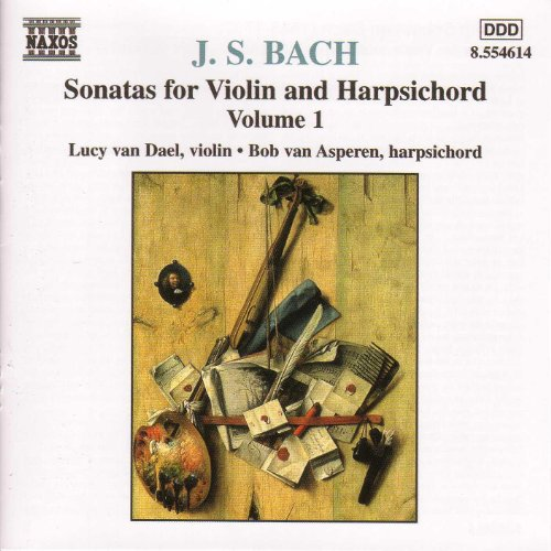 - Bach, J.S.: Sonatas For Violin And Harpsichord, Vol. 1
