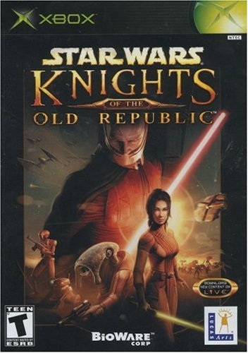 Star Wars Knights of the Old Republic Occasion Xbox