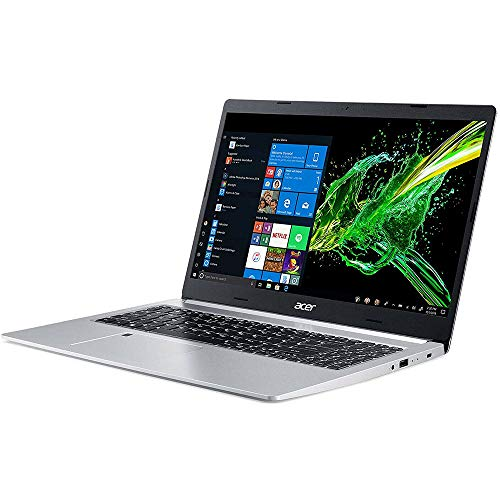 Acer Aspire 5 Home and Business Slim Laptop 15.6″ FHD, Core i5-8265U, 12GB RAM, 512GB PCIe SSD, 4 Core up to 3.90 GHz, USB-C, Backlit, RJ-45 LAN, FP Reader, 1920×1080, Win 10