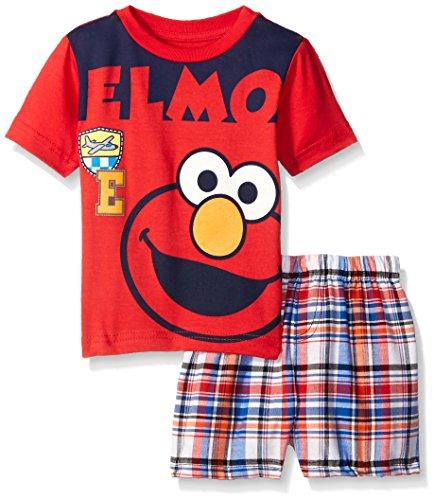 Sesame Street Baby Boys Short