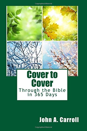 Cover to Cover: Through the Bible in 365 Days pdf epub