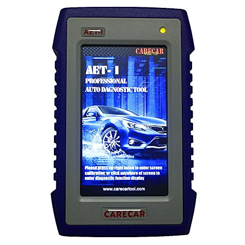 Carecar Professional Diy Automotive Full System Hyundai Diagnostic Scanner Supports Engine, Transmission, Body Control, Brake, Airbag, Air Conditioner, Head Lamp, Smart Key and Steering (Air Brake Conditioner compare prices)