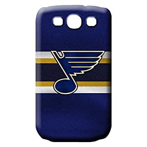 samsung galaxy s3 mobile phone carrying cases Anti-scratch Durability For phone Cases st Louis Blues