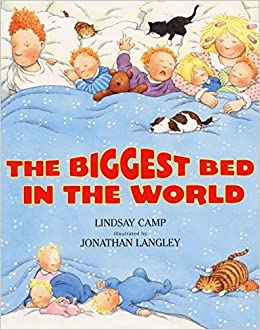 The Biggest Bed In The World Amazon De Lindsay Camp