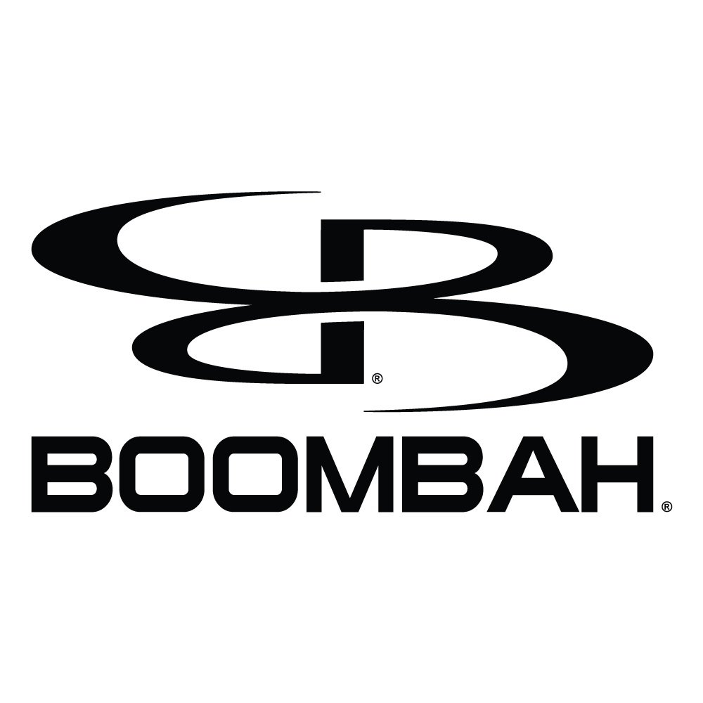 Boombah Beast Baseball / Softball Bat Bag - 40'' x 14'' x 13'' - Black/Maroon - Holds 8 Bats, Glove & Shoe Compartments by Boombah (Image #6)