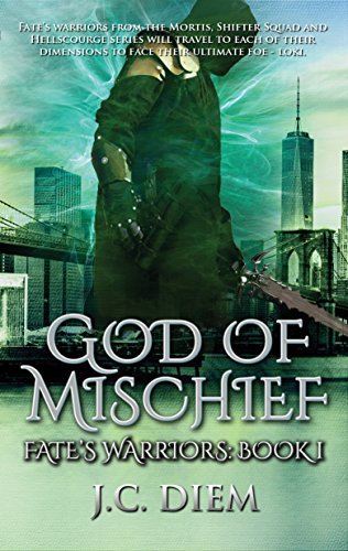 God Of Mischief (Fate's Warriors Book 1)