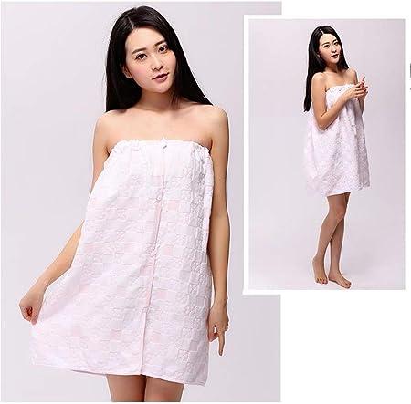 DEEN Toalla para Mujer, 100% algodón, Muy Absorbente, de Rizo ...