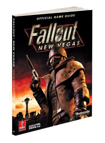 Fallout New Vegas: Prima Official Game Guide (Prima Official Game Guides) (New Role Playing Game)
