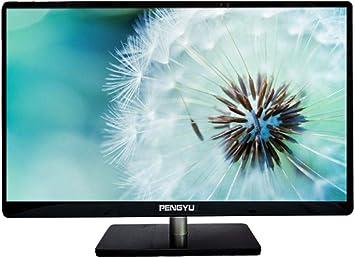 HAOXJ1 Monitor de 24 Pulgadas IPS con retroiluminación LED y LCD Monitor, 2 ms Tiempo de Respuesta (1920 x 1080, VGA, HDMI, 360 CD / m2), antideslumbrante y Celeste Baja, Negro (Size : 20in): Amazon.es: Electrónica