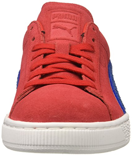 Puma Mens Classique Terry Mode Sneaker Toreador-lapis Bleu