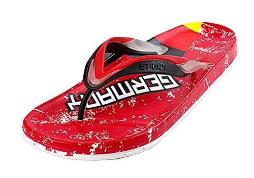 Zapatillas de playa Flip Flops Casual Sandalias de playa de diseño