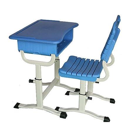 Escritorio de estudio para niños y juego de sillas Estación y mesa ...